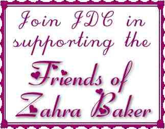 Join JDC in supporting Zahra Baker